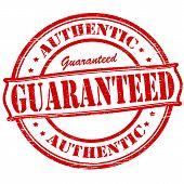 Authentic Guaranteed