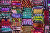 Colorful Woven Bracelets, Latin America