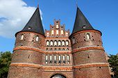 Lubeck - Holstentor