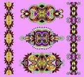 ornamental floral adornment