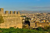 Fes Medina Cityscape