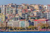 Istanbul residental buildings