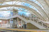 Union Station In Denver Colorado