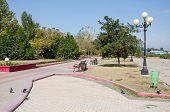 Promenade In Kerch