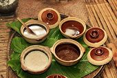 picture of malay  - Ingredients for rice wine from an ancient Malay recipe