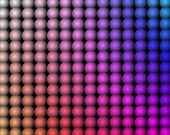 An illustration of rainbow color background