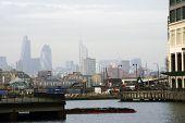 Construction Site Canary Wharf