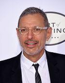 LOS ANGELES - JAN 21:  Jeff Goldblum arrives to the