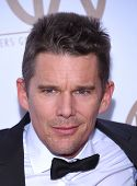 LOS ANGELES - JAN 24:  Ethan Hawke arrives to the 26th Annual Producers Guild Awards  on January 24, 2015 in Century City, CA