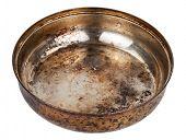 Metal baking form