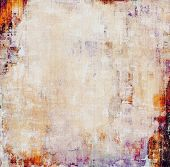 pic of art gothic  - Grunge aging texture - JPG