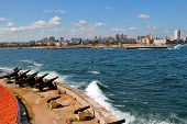 picture of malecon  - Panoramic view of Havana - JPG