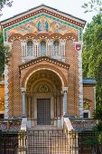 image of chapels  - Chapel in Villa Pamphili Park in Rome - JPG