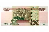 100 Russian Rubles