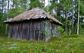 Peat Shed