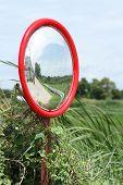 Security Convex Mirror
