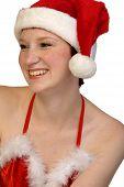 Navidad Elf riendo