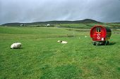 Gypsy Caravans In County Kerry Ireland