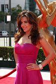 LOS ANGELES - el 10 de septiembre: Maria Canals-Barrera, llegando a los creativos llegados de premios Primetime Emmy