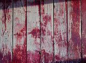Purple Or Violet Burgundy Wooden Background. Close-up Wall Or Floor Wooden Plank Panel Or Board As P poster
