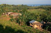 Overlooking Borneo Village