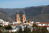 Andalusian Village Orgiva, Spain