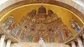Gold Mosiac, San Marcos Basilica