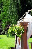 Garden Wedding Canopy Or Bower