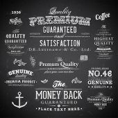 Retro elements for calligraphic designs | Vintage ornaments | Premium Quality, Guaranteed, Satisfact