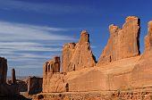 Landscape Arches National Park