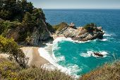 McWay Falls no Julia Pfeiffer Burns State Park, Big Sur