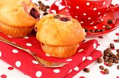 picture of bakeshop  - It is time for the fruit muffins - JPG