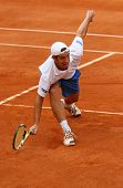 France's Richard Gasquet At Roland Garros