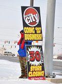 Circuit City Closing