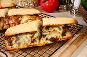 Beef Sub Sandwich