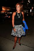 NEW YORK-SEP 17: TV personality Gayle King attends the 14th annual New Yorkers For Children Fall Gala at Cipriani 42nd Street on September 17, 2013 in New York City