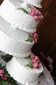 Three-tiered Wedding Cake #2