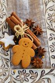pic of ginger-bread  - Christmas Spices - JPG