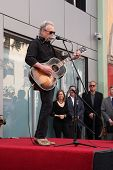 LOS ANGELES - NOV 4:  Kris Kristofferson at the Janis Joplin Hollywood Walk of Fame Star Ceremony at
