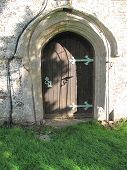 Eggesford Church Doorway