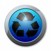 Button Of Logistics Icon