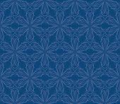 vintage fabric seamless pattern design