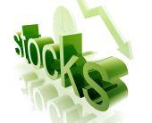 Agravamento do mercado de ações