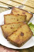 Potato rissole