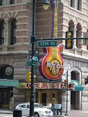 Hard Rock Cafe in Philadelphia
