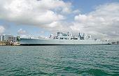 HMS Bristol, Portsmouth