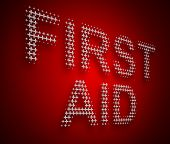 First Aid Concept.