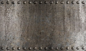 picture of ironclad  - metal armour background - JPG