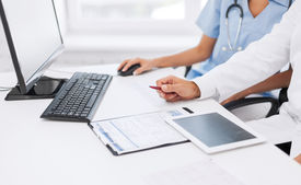 stock photo of ekg  - healthcare - JPG