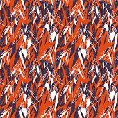 Geometric Seamless Pattern Background
